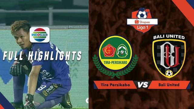 Berita video highlights Shopee Liga 1 2019 antara Tira Persikabo melawan Bali United yang berakhir dengan skor 1-2, Kamis (15/8/2019).