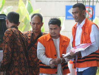 KPK Kembali Periksa Muhammad Tamzil dan Umar Ritonga