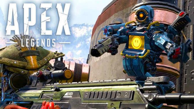 Apex Legends. (Foto: Ist)