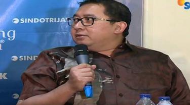 Menurut Fadli Zon tidak ada kondisi yang memaksa untuk diterbitkan Perppu ini.