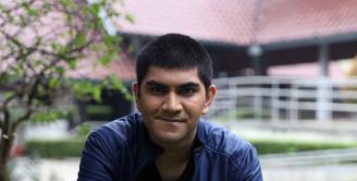 Aktor sekaligus produser, Gandhi Fernando kembali menunjukkan karyanya. Kali ini ia menggarap web series bersama dengan video.com. (Nurwahyunan/Bintang.com)