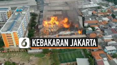 kebakaran pabrik thumbnail