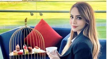 Cerita Anna Silvia, Pramugari Emitates Airlines yang Akan Wakili Indonesia di Miss Elite World 2021