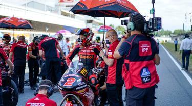 Melihat Kiprah Ridingstyle Bersama Indonesian Racing di MotoGP 2021