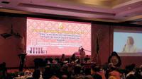 Seminar dan Diskusi IKAHI di Mercure Ancol, Jakarta, Kamis (20/3/2019). Liputan6.com/Jeko I.R.