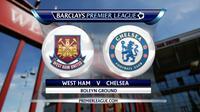 Video highlights premier league antara west ham united vs chelsea yang berakhir dengan skor 2 - 1 pada hari sabtu (24/10/2015).