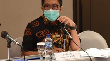 Ketua Komisi VI DPR RI Faisol Riza