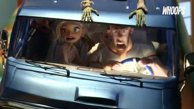 Film animasi Caroline and Paranorman dinominasikan untuk Oscar, dan pengunjung dapat lebih dekat melihat pembuatannya.