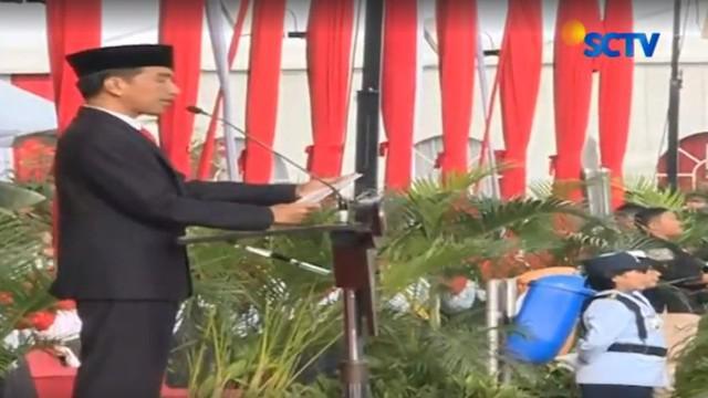 Lebih lanjut Presiden Jokowi mengakui ketrampilan dan keunikan wanita mampu menciptakan situasi sulit menjadi tenang terkendali.