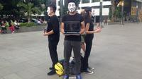 Cube of Truth (Liputan6.com/Putu Elmira)