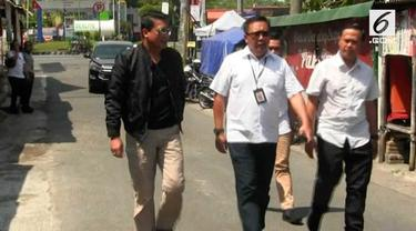 Satuan tugas antimafia bola menemui pemain PS Mojokoerto Putra untuk melanjutkan penyelidikan kasus dugaan pengaturan skor.