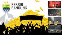 Infografis Denda Persib (Liputan6.com/Abdillah)