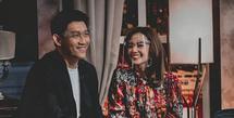 Ifan Seventeen dan Citra Monica (Instagram/ifanseventeen)