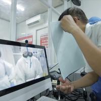 Pertamedika IHC memanfaatkan teknologi komunikasi digital antar tim medis