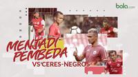 Pemain persija yang akan menjadi pembeda vs Ceres-Negros. (Bola.com/Dody Iryawan)