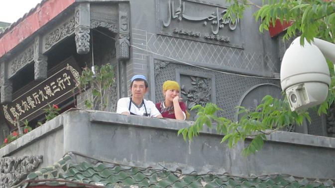 Kisah Etnis Hui, Muslim China di Xinjiang (Arie Mega Prastiwi/Liputan6)