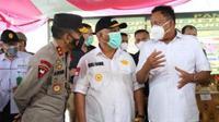 Keberadaan Pos Penyekatan Mudik di perbatasan Sulut dan Gorontalo dievaluasi Polda Sulut.