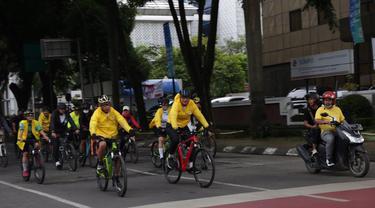 Gowes di Medan