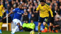 Everton Vs Arsenal (AFP/ Paul Ellis)