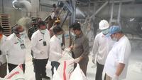 Mentan Syahrul Yasin Limpo Genjot Industri Tepung Tapioka dan Sagu