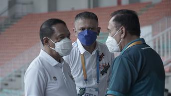 Menpora Zainudin Amali Tinjau Pertandingan BRI Liga 1 Pekan Ketiga: Berjalan Sesuai Prokes