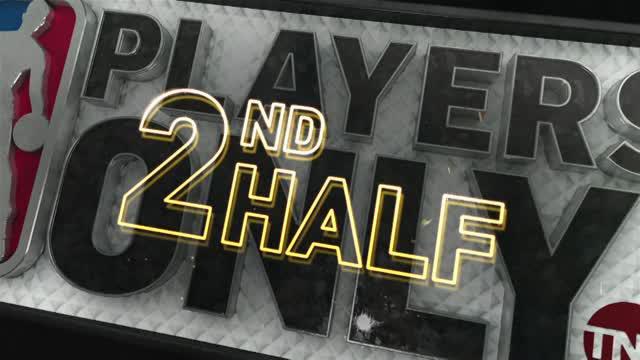 Berita video game recap NBA 2017-2018 antara LA Lakers melawan Phoenix Suns dengan skor 112-93.