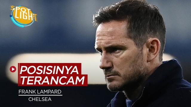 Termasuk Lampard di Chelsea, Berikut Ini 4 Pelatih Yang Terancam Dipecat