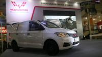 Wuling Formo mobil dengan sasis menggunakan Confero dibuat untuk usaha dengan harga mulai Rp 135,8 juta. (Herdi Muhardi)