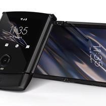 Penampakan Motorola Razr. (Doc: Motorola Razr)