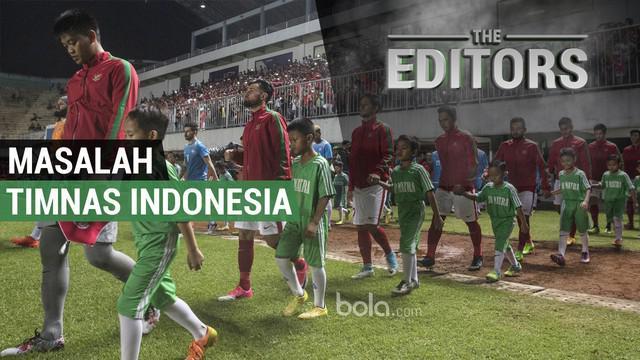 Berita video The Editors kali ini membahas Timnas Indonesia setelah pertandingan melawan Puerto Rico dalam laga uji coba internasional.