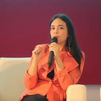 Tara de Thouars bicara self love di Fimela Fest 2019 (Adrian Putra/Fimela.com)