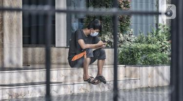 Aktivitas Pasien COVID-19 Jalani Isolasi Mandiri di Hotel