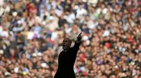 Zinedine Zidane (Reuters/Sergio Perez)