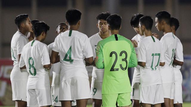 Menghitung Peluang Timnas Indonesia U-16 Jadi Juara Grup G – Indonesia