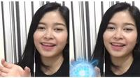 Minta Foto Amel JKT48 Diedit Pegang Sesuatu, 6 Kreasi Netizen Ini Kocak (sumber: Twitter.com/wotanet)