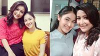 Potret Kebersamaan Ine Dewi dan Cut Syifa. (Sumber: Instagram.com/inedewi77)