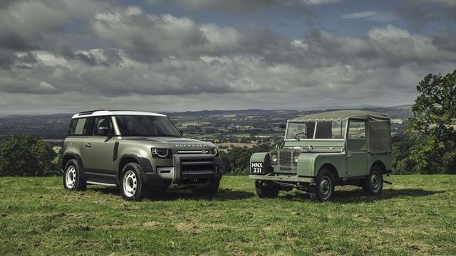 Land Rover Defender 2020 Resmi Diperkenalkan Intip Kecanggihannya Otomotif Liputan6 Com