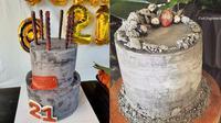 6 Kue Ulang Tahun Khusus Kuli Bangunan Ini Unik Sekaligus Kreatif (sumber: Twitter/ketololan_tolol Instagram/infotekniksipil)