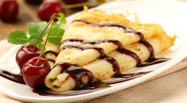 Rolled Pancake 0614