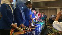 Partai Islam Damai dan Aman (Idaman) resmi mendeklarasikan diri bergabung dengan Partai Amanat Nasional