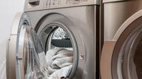 Ilustrasi mesin cuci (sumber: Pixabay)