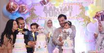 Siti Nurhaliza -Ultah Anaknya