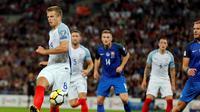 Timnas Inggris Vs timnas Slovakia (AP Photo/Frank Augstein)