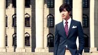 Baru saja keluar wamil, Lee Sung Gi langsung menjadi korban haters.