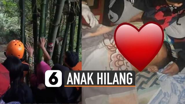 Beredar video ibu mencari anaknya yang hilang di sungai. Ibu itu sempat melihat anaknya di pohon bambu, tapi hanya ibunya saja yang bisa melihat.