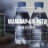 Manfaat air putih. (Fotografer: Deki Prayoga, Digital Imaging: M. Iqbal Nurfajri/Bintang.com)