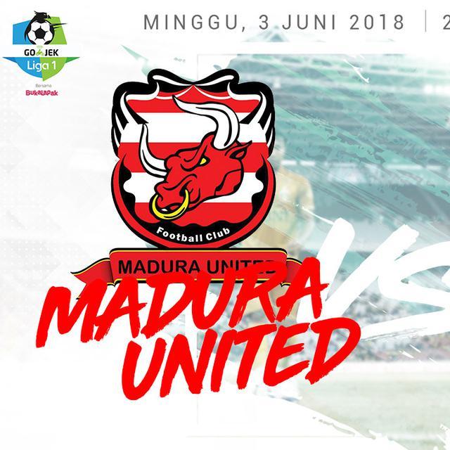 Live Streaming O Channel Madura United Vs Bali United Di Vidio Com Bola Liputan6 Com