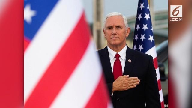 Wapres AS Mike Pence dalam pidatonya menyebut Presiden Venezuela Nicolas Maduro sebagai diktator yang memenangkan pemilu dengan tidak adil.