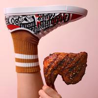 KFC Singapura rilis sneakers limited. (Foto: instagram.com/kfc_sing)