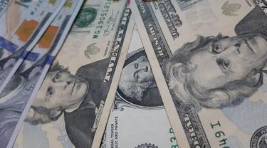 Ilustrasi uang dolar Amerika Serikat. (Liputan6.com/Tanti Yulianingsih)